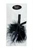 Plaisir Secret - Elegante Pluma Color Negro