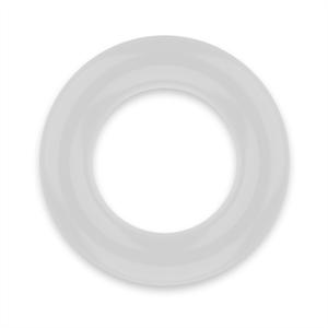 Powering Super Flexible Y Resistente Anillo Pene  4.8cm Pr05 Clear