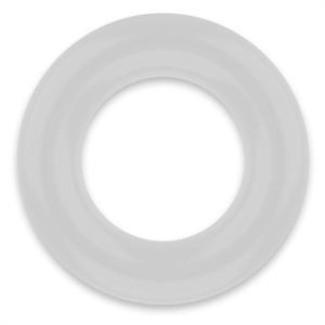 Powering Super Flexible Y Resistente Anillo Pene  5.5cm Pr06 Clear