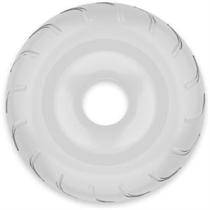 Powering Super Flexible Y Resistente Anillo Pene  5cm Pr08 Clear