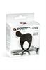 Pretty Love - Pretty Love Anillo Vibrador Tonguo Color Negro