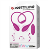 Pretty Love - Estimulador Unisex Dream Lover's Whip 1