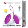 Pretty Love - Pretty Love Jessica Huevo Vibrador Control Remoto 12 Modos