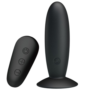Pretty Love Mr Play Plug Anal Con Vibracion 11 Cm