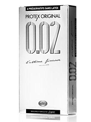 Preservativos Protex Original 0.02