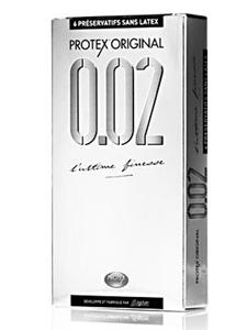 Protex - Preservativos Protex Original 0.02