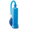 Pump Worx Bomba De Ereccion De Silicona Azul