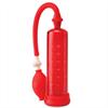 Pump Worx Bomba De Ereccion De Silicona Rojo