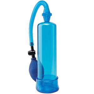 Pump Worx Bomba De Ereccion Principiantes Azul