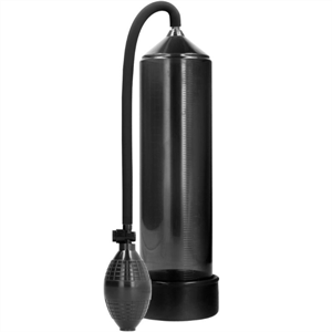 Pumped - Bomba De Ereccion Classic - Negro