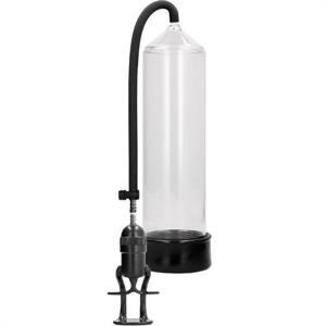 Pumped - Bomba Ereccion Deluxe Para Principiantes - Transparente