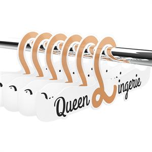 Queen Lingerie Percha Para Lenceria 27.5 Cm (1 Unidad)
