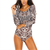 Queen Lingerie Teddy Tribal M-l