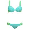 Queen Lingerie Queen Summer Bikini Blue Light Talla L