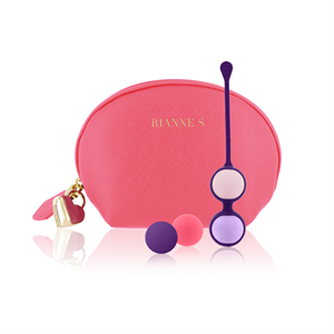 Rianne S - Rianne S - Coño Playballs Coral Rose