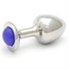 Rosebuds  Gemme  Plug Acero 43 X 25mm Azul Agata