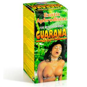 Ruf Guarana Afrodisiaco Exotico