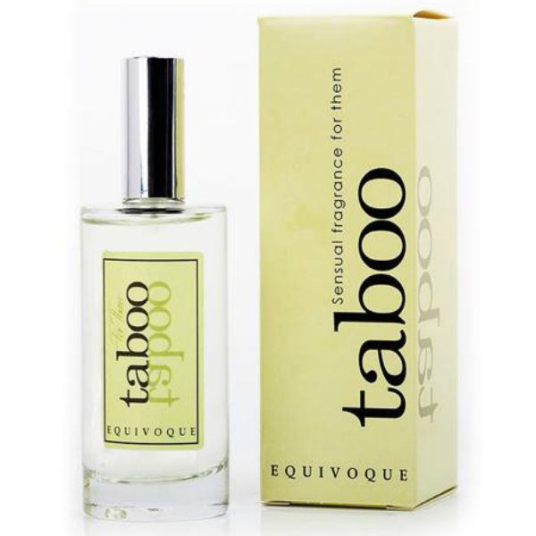 Ruf Equivoque Perfume Con Feromonas Para Él Y Ella