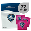 Safe Caja de seguridad - Strong Condoms 72 PC