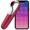 Satisfyer - Dual Love Rojo