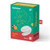Satisfyer - Double Joy Con App - Oro Blanco/Rosa
