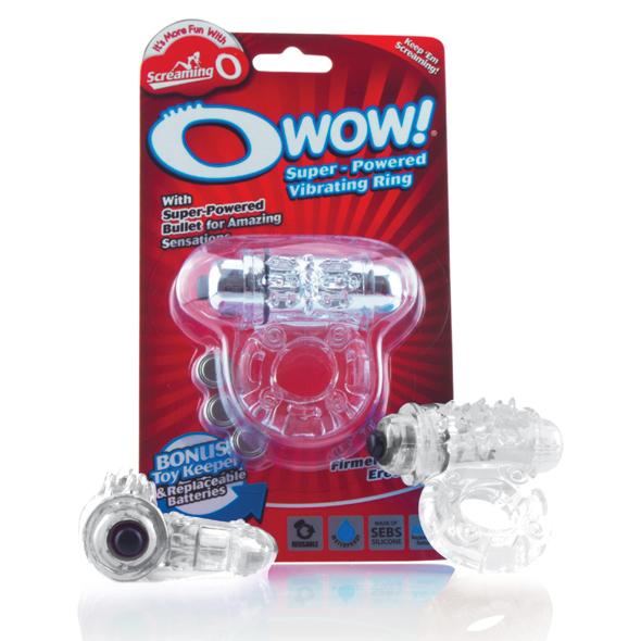 Screaming O - El O Screaming - Owow Claro