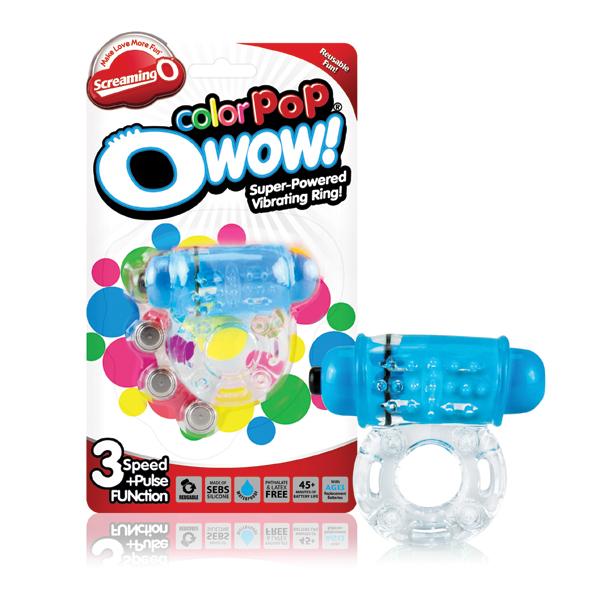 Screaming O - El O Screaming - Color Pop Owow Azul