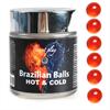 Secretplay Brazilian Balls Efecto Calor & Frio  6 Unidades