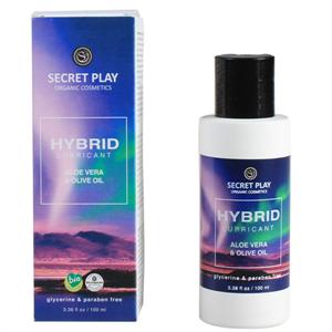 Secretplay Lubricante Organico Hibrido 100ml