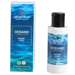 Secretplay Lubricante Organico Oceanic 100ml