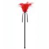 Secretplay Plumero Plumas Rojo 40cm