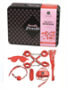 Secretplay - Secret Play Bdsm Set 8pcs Rojo