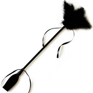 Secretplay Secret Play Fusta&pluma Negro