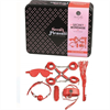 Secretplay Secret Play Bdsm Set 8pcs Rojo