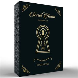Secretroom Secret Room Pleasure Kit Gold Nivel 1