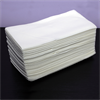 Sensitex Pack 125 Toallas Spunlace 50 gr. Blanco 160X80 cm.