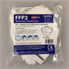 Sensitex - Mascarillas FFP2 CE PGT (10 pcs)