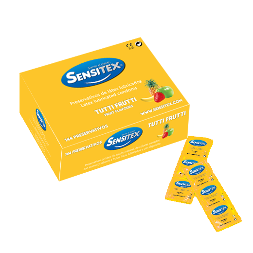 Sensitex Tuttifrutti 144