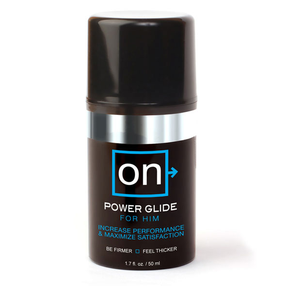 Sensuva - On™ Power Glide for Him