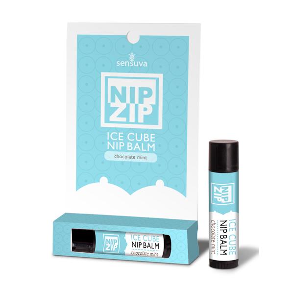 Sensuva - NIP ZIP Chocolate Mint - Tube Carded