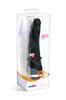 Seven Creations - Silicona Vibrador Clasic Black