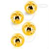 Seven Creations Duoballs Gold Geisha 4 Pcs