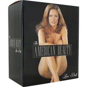 Seven Creations Sevencreations  Muñeca Hinchable Americana Con Vibrador