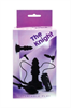 Seven Creations - Plug Anal Hinchable Vibrador- The Knight