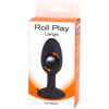 Seven Creations - Sevencreations Roll Play Plug Silicona Grande