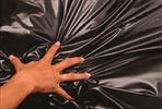 Sexmax - Sábana Negra de Plástico Reutilizable
