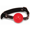 Sex&mischief S & M - Solid Red Ball Gag