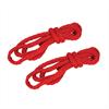 Sex&mischief S & M - Kit de cable rojo de seda