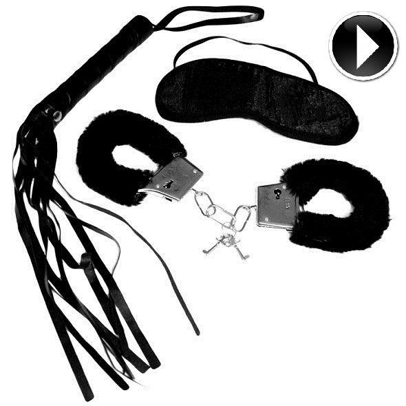 Sex&mischief - Intro to S&M Kit Black