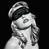 Sex&mischief - Satin Blindfold Black